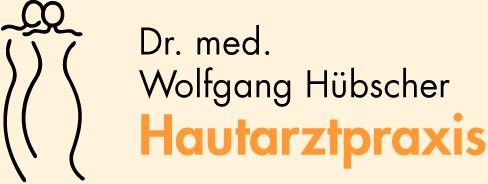 Logo der Hautarztpraxis Dr. med. Wolfgang Hübscher
